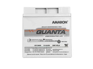 Amaron Quanta UPS 12V-26Ah