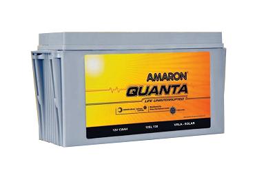 Amaron Quanta Solar 12V130Ah