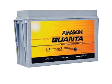 Amaron Quanta Solar 12V160Ah