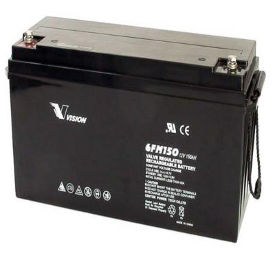 Bình ắc quy Vision 12V-150AH 6FM150M-X