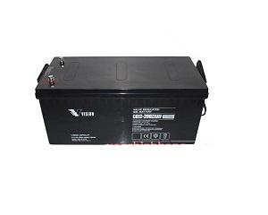 Bình ắc quy Vision Dạng GEL 12V-200AH CG12-200PEXV