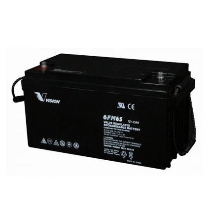 Bình ắc quy Vision 12V-65Ah 6FM65E-X