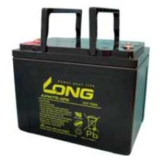 Bình ắc quy kín khí (AGM VRLA) Long 12V-75Ah (KPH75-12N)